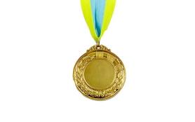 Медаль спортивная ZLT Hit C-4870-3 бронза