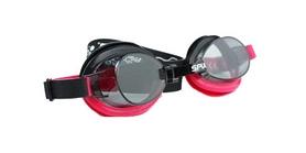 Очки для плавания Spurt 737 AF черно-красные