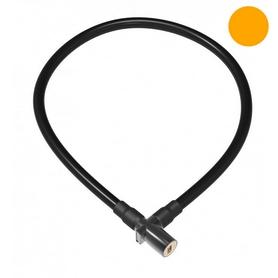 Замок велосипедный тросовый OnGuard Lightweight Key Coil Cable Lock LCK-59-64 оранжевый