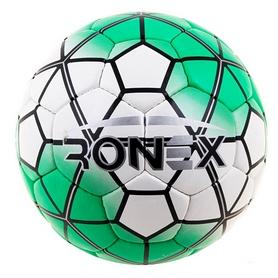 Мяч футбольный Ronex DXN (Nike) Green/Silver
