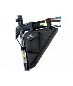 Велосумка TW TY-09133BR черная