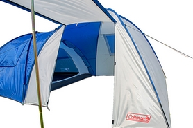 Фото 3 к товару Палатка четырехместная Coleman 2908 (Польша)