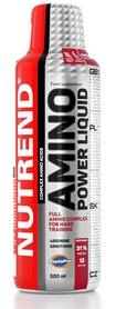 Фото 1 к товару Аминокомплекс Nutrend Amino Power Liquid (1000ml)