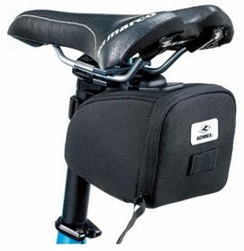 Велосумка под сиденье TW BIB-26-16 черная