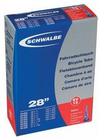 """Камера велосипедная Schwalbe SV15 28"""" (18/28x622/630) 40 мм EK"""