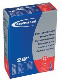 """Камера велосипедная Schwalbe SV15 28"""" (18/28x622/630) 60 мм EK"""
