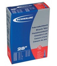 """Камера велосипедная Schwalbe SV15 28"""" (18/28x622/630) 60 мм VM"""