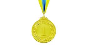 Медаль спортивная ZLT Glory C-4327-1 золото