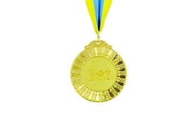 Медаль спортивная ZLT Flash C-4328-ANG(1) золото