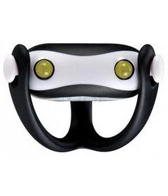 Фото 1 к товару Фонарь велосипедный передний Infini Wukong I-203W черный