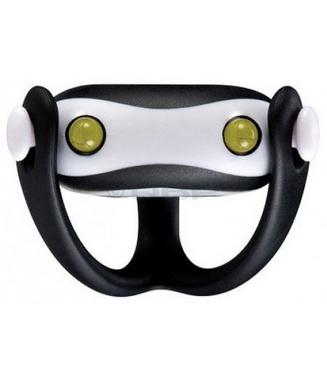 Фонарь велосипедный передний Infini Wukong I-203W черный