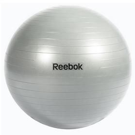 Мяч для фитнеса (фитбол) Reebok 65 см серый