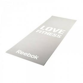 Мат для фитнеса Reebok Love Fitness Grey