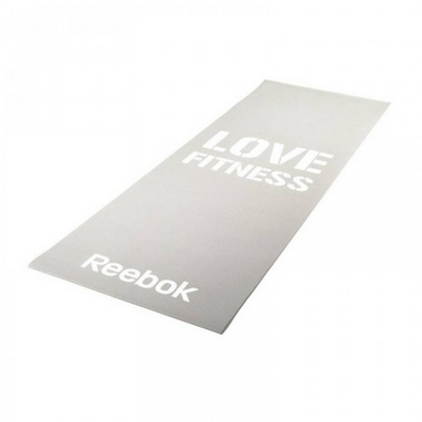 Мат для фитнеса Reebok Love Fitness Grey