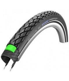 """Покрышка велосипедная Schwalbe 26"""" x 1.25"""" (32x559)  Marathon HS420 Green Guard"""