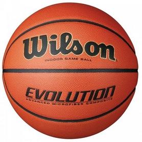 Мяч баскетбольный Wilson Evolution 275 BBALL SZ5 SS17 №5