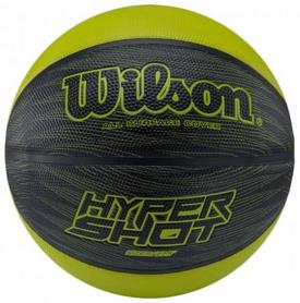 Мяч баскетбольный Wilson Hyper Shot Bball BK/LI SZ5 SS17 №5