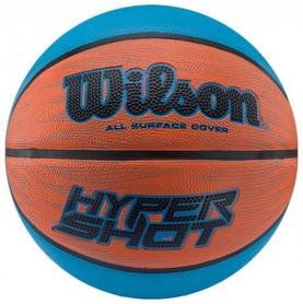 Мяч баскетбольный Wilson Hyper Shot Bball BK/LI SZ7 SS17