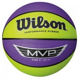 Мяч баскетбольный Wilson MVP Bball PR/LI SZ5 SS17