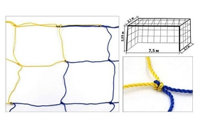 Сетка для ворот футбольная ZLT UR SO-5296