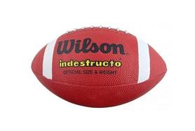 Мяч для американского футбола Wilson TN Official Rubber SS17 WTF1509XB