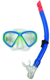 Набор для дайвинга детский Tunturi Snorkel Set Junior 14TUSSW111