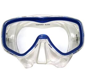 Маска для дайвинга взрослая Tunturi Diving Mask Senior 14TUSSW060