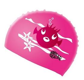 Набор для плавания детский (шапочка+очки) Beco Sealife I 96059 4 розовый