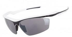 Очки спортивные Green Cycle GC-GL6278A бело-черные