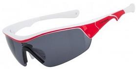 Очки спортивные Green Cycle GC-GL9013 бело-красный