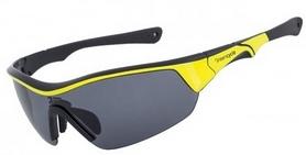 Очки спортивные Green Cycle GC-GL9013 черно-желтый