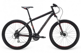 """Велосипед горный Apollo Aspire 30 27,5""""  черно-серый, рама - L"""