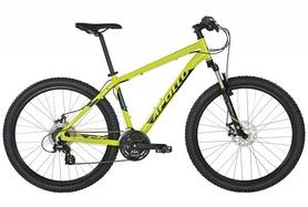 "Велосипед горный Apollo Aspire 20 27,5"" желтый, рама - XL"