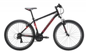 """Велосипед горный Apollo Aspire 10 27,5"""" черно-красный, рама - XL"""