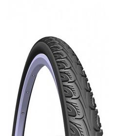 """Покрышка велосипедная Mitas (Rubena) 27.5"""" x 1.1/4"""" 32x630 Hook V69 Classic черная"""