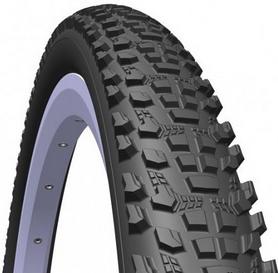 """Покрышка велосипедная Mitas (Rubena) 29"""" x 2.10"""" (54x622) Ocelot V85 Classic черная"""
