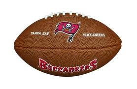 Мяч для американского футбола Wilson NFL Mini Team Logo FB CL SS17 WTF1533XBTB