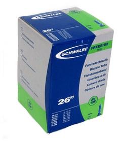 """Камера велосипедная Schwalbe AV13D 40 мм Freeride EK 26"""" (54/75x559)"""
