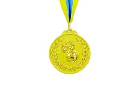 Медаль спортивная ZLT Волейбол C-4850-1 золото