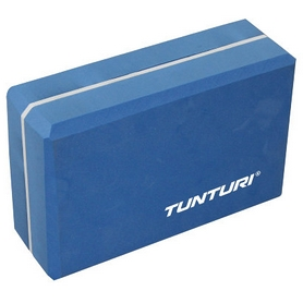 Блок для йоги Tunturi Yoga Block синий