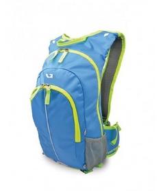 Рюкзак велосипедный Green Cycle Stella 25 л голубой