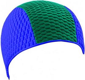 Шапочка для плавания мужская Beco 7330 78 сине-зеленая