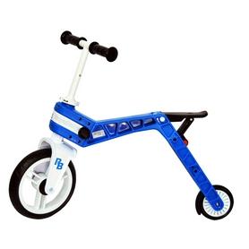 "Беговел-самокат детский Royal Baby - 10"", синий (DSP-05 BLUE)"