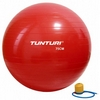 Мяч для фитнеса (фитбол) Tunturi Gymball 14TUSFU282 75 см красный - фото 1