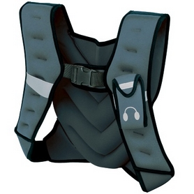 Жилет-утяжелитель Tunturi Weighted Vest 14TUSCL249