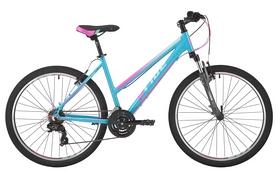 """Велосипед горный женский Pride Stella 1.0 2017 - 26"""", рама - 16"""", бирюзовый (SKD-21-69)"""