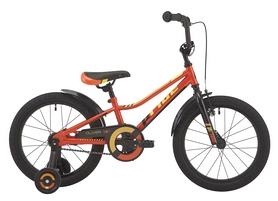 "Велосипед детский Pride Oliver 2018 - 18"", рама - 18"", оранжевый (SKD-42-56)"