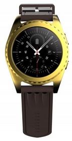 Умные часы SmartYou S3 Gold/Brown