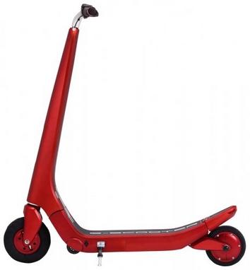 Электросамокат SmartYou X5 Elite ESX5ER Red