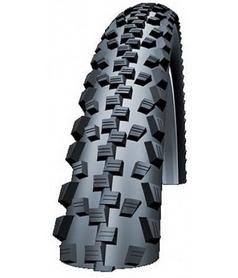 "Покрышка велосипедная 26""x1.90"" (47-559) Schwalbe Black Jack HS407 KevlarGuard B/B-SK SBC 50EPI"